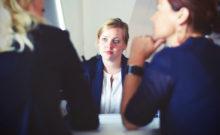 business-women-clients-speaking-derix-capital
